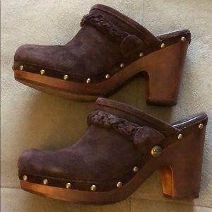 UGG Shoes - UGG Clogs - suede